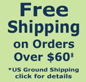 Vitamin Circle Free US Shipping